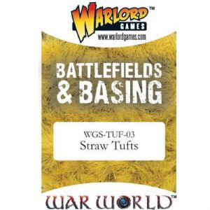 Warlord Games - Battlefields and Basing - Straw Tufts